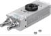 费斯托双作用紧凑型气缸原装正品德国费斯托气动元件VAD-ME-I-3/8