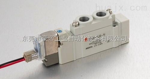日本smc 5通电磁阀,vq系列的smc电磁阀