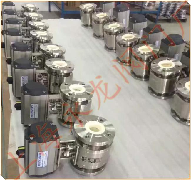 采用高强度新型结构陶瓷材料制作阀门的密封部件