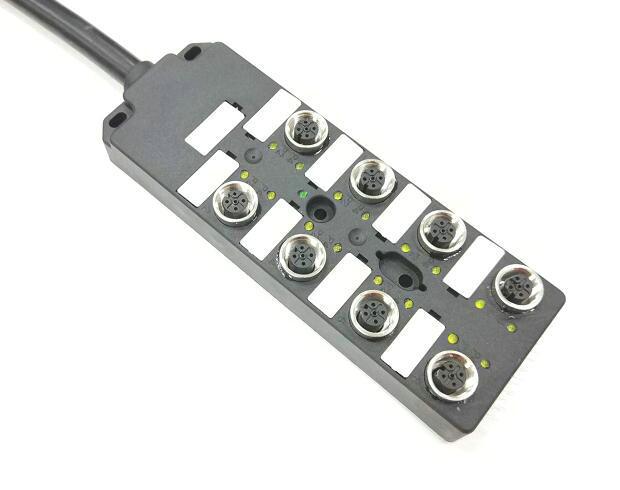 上海科迎法电气科技有限公司 多接口分线盒 执行器分配器 > bty800n