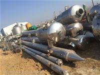 长期高价回收二手化工设备 二手蒸发器回收