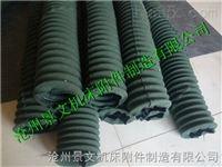 干燥机设备颗粒输送伸缩布袋定制