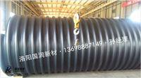 DN500钢带缠绕波纹管